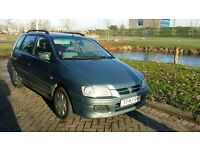 LHD MITSUBISHI SPACE STAR 1.9 DIESEL LEFT HAND DRIVE