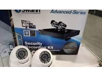 Swann dvr4-1400 cctv system