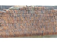 Reclaimed roofing tiles clay mechine made and concrete call 07956941178