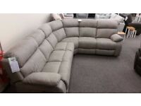 Furniture Village Electric Reclining 6 Piece Corner Sofa, Can Deliver View Collect Hucknall Nottm