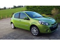 2010 renault clio 1.5 dci dynamique tom tom fiesta a4 astra polo mini golf leon 207 coupe