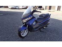2008 Suzuki Burgman UH125 K8