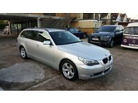 2006 BMW 5 SERIES 2.0 520d SE Touring 5dr / 2 OWNERS / F/S/H/ NEW - MOT