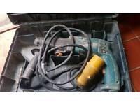 case bosch and drill makita