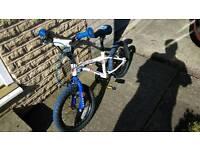 Kids 'stunt king' bike