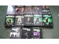 Most Haunted DVD collection