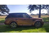 Land Rover Range Rover Sport 3.0 V6 Autobiography