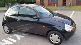 FORD KA COLLECTION GENUINE 43850 MILES. LADY OWNER