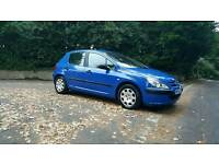 Peugeot 307 1.4 hdi style 1 previous owner full service history