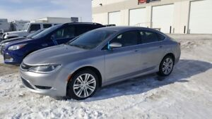 2015 Chrysler 200 Limited HEATED SEATS, CRUISE, BLUETOOTH