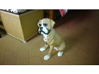 Large Boxer Dog Oriment