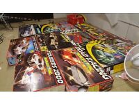 12 scalextric sets 3 extra cars 2 bridge sections loads of extras