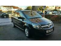 Vauxhall Safira Exclusive 1.6 with 7 seats