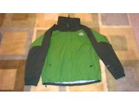 The Northface Parker Raincoat Triclimate jacket, As New Mens size L.