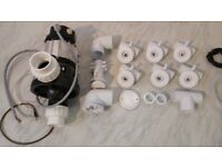 Whirlpool / Spa Bath Conversion Kit - As New. Never Used / Installed. Convert Your Existing Bath
