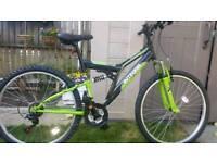 Unused new bike
