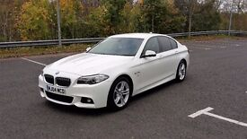 **2015 BMW 5 SERIES 520 D M SPORT AUTO*£30 TAX P/A*FINANCE AVAILABLE*