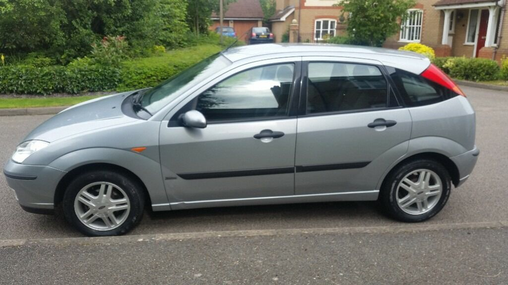 2004 ford focus 1 6 zetec 75k miles service history in. Black Bedroom Furniture Sets. Home Design Ideas