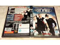 Hot Fuzz - Starring Simon Pegg - Nick Frost