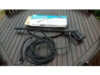 Silverline Universal Power Washer Lance and Hose