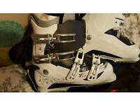 size 6 ladies ski boots