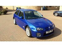 MG ZR 1.8 - Low mileage and in excellent condition