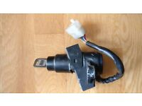 Kawasaki Er5 locks, petrol cap, ignition, seat lock
