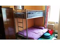 Bunk bed with sofa/double bed bottom