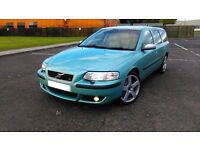 Volvo V70R High Performance estate geartronic. Private plate included