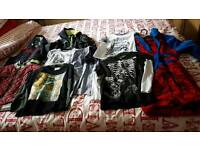 Bundle of boys clothes age 6-7 years