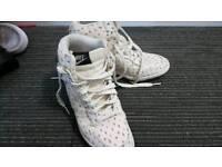 Nike wedge trainers used