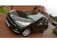 2009 Peugeot 207 S 1.6 HDI Millage : 89.000 *** STUNNING EXAMPLE ***