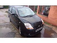 chevrolet matiz, 59 plate , needs slight attention (clutch cable needs replacing) only £480ono