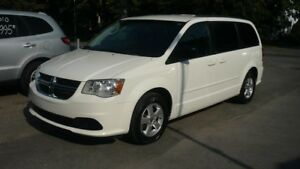 2012 Dodge Grand Caravan SE VALEUR PLUS STOW AND GO
