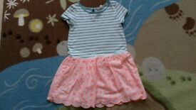 Girl's Mini Boden dress 4-5yr