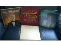 4 LP vinyl box sets plus others