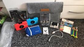 Polaroid snap bundle