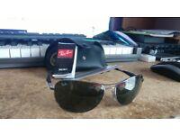 Ray Ban sunglasses, brand new (from sunglasses hut NY)