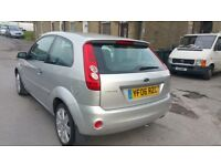 Ford Fiesta Zetec, Low Miles, Mint Condition