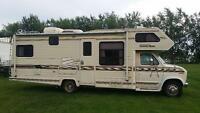 1990 ford travelaire 28ft c class