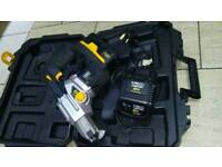 MacAllister COD18VAN 18V Cordless Nailer very good condition batery holds power!