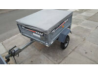 Erde 102 car trailer