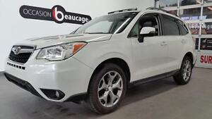 2015 Subaru Forester LIMITED + CUIR+ NAVIGATION + TOIT