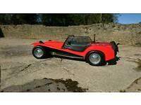 1971 Lotus 7 Series 4. A super 7!