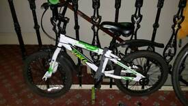 "Kids bike 18"". Apollo Force BMX"