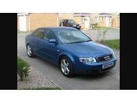 Audi A3 or A4 2001 - 2006 Wanted cash paid