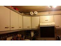 Complete Kitchen Units + Including appliances