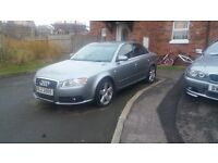 2006 audi a4 tdi sline , MAY PART EXCHANGE px p/ex
