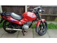 Kymco Co 125cc
