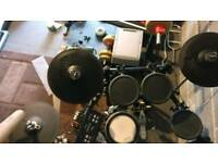 Yamaha DTX 520K Drum Kit